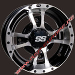10x6 4/144 4+2 SS112 Sport Maschined-black
